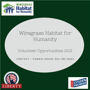 Wiregrass Habitat for Humanity