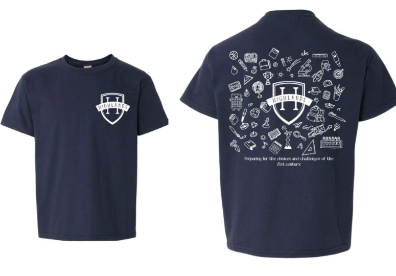 Order Your Grade Level Tee by August 28th