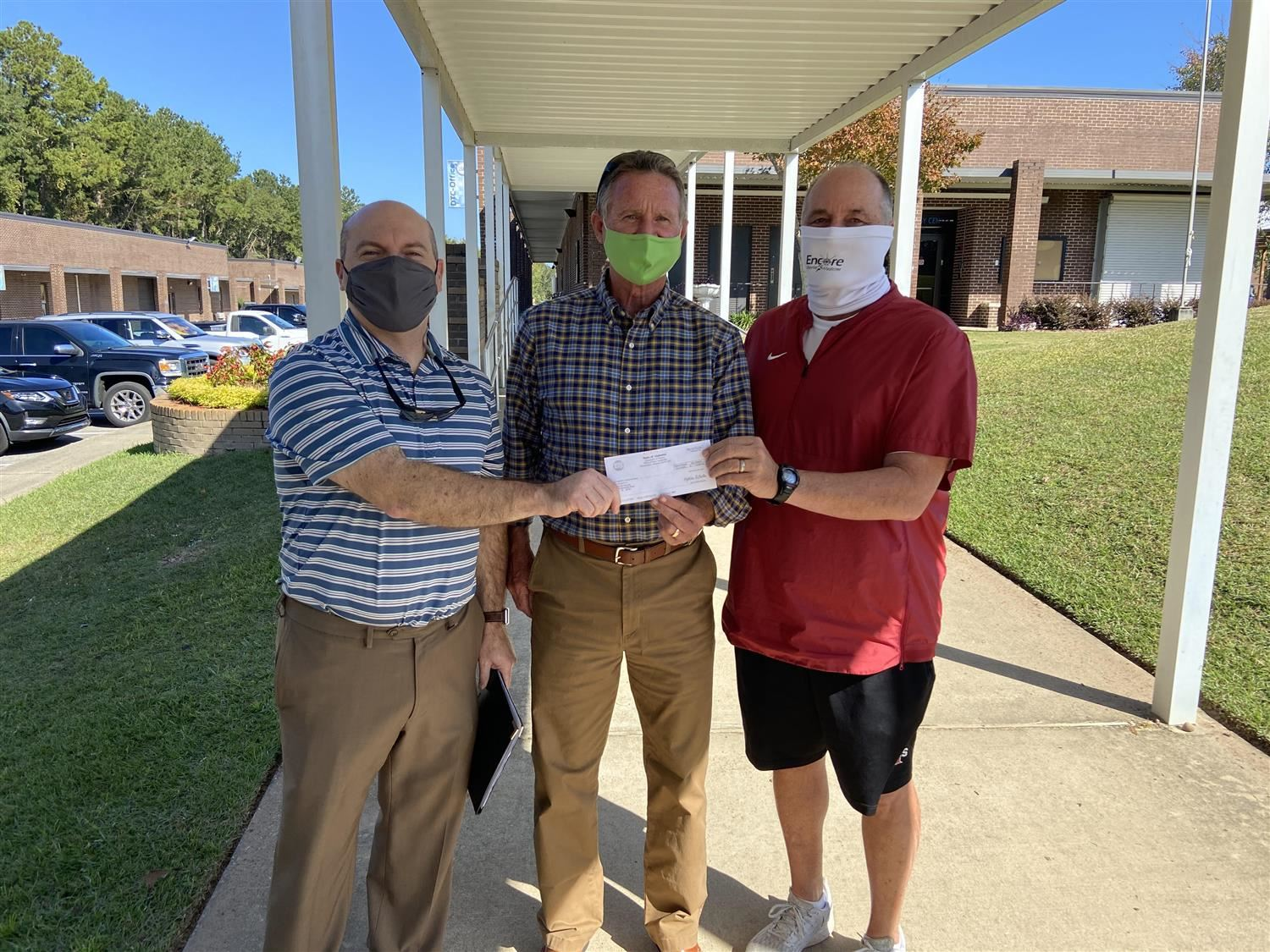 Dothan City Schools Receives Generous Gift